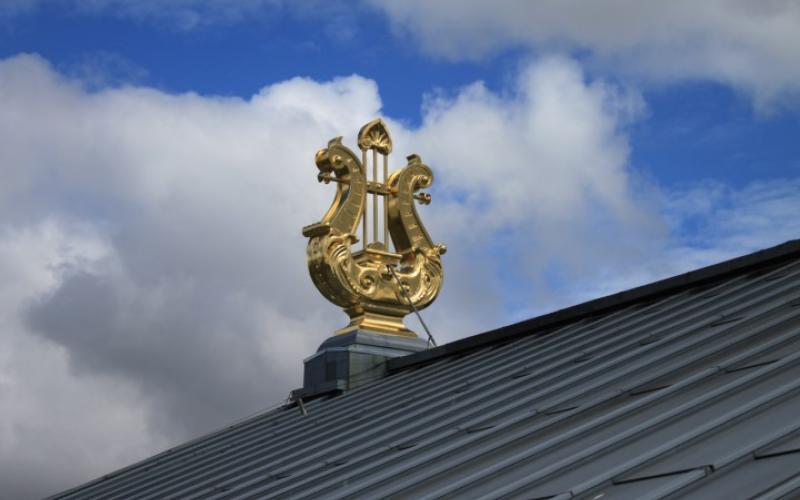 Het Concertgebouw in Amsterdam. Copyright Emmely Siebrecht