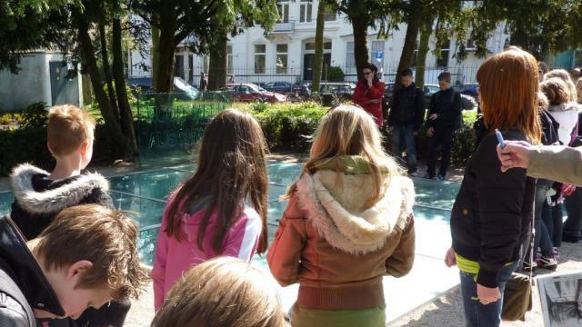 Verzetsmuseum Amsterdam activiteiten tijdens de verbouwing