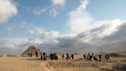 PERSFOTO Tentoonstelling ''Sakkara - leven in een dodenstad''.jpg