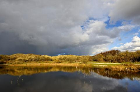 Duinmeer door Ronald van Wijk (www.kustfoto.com)
