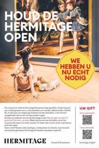 Hermitage open